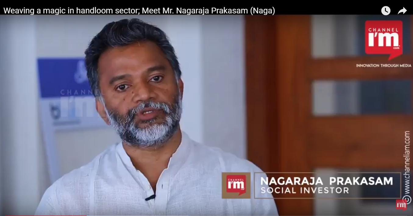 Weaving A Magic In Handloom Sector Meet Naga Naga The Farmer