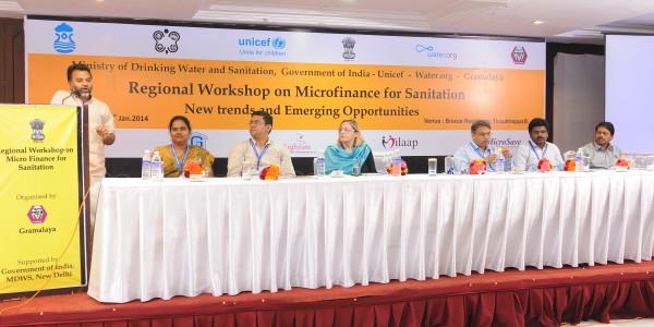Gramalaya – Workshop on Sanitation, Trichy