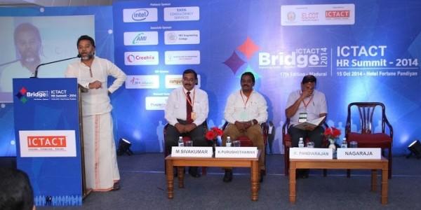 ICT HR Summit – Madurai