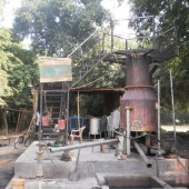 Husk Power Systems, East Chamaparan, Vaishali, Bihar