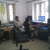 GramVaani office, Ranchi, Jharkhand
