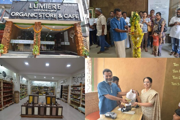 Lumiere Organic Whitefiled Launch