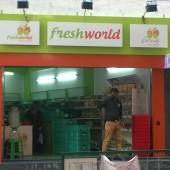 Freshworld IndiraNagar Store