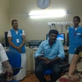 Meenakshi Telemedicne backoffice at Madurai