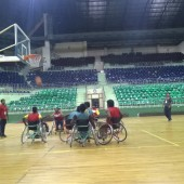 India' first wheel chair basketball tournament, Chennai