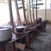 Chellammal Samayal, Mud pot cooking, Trichy