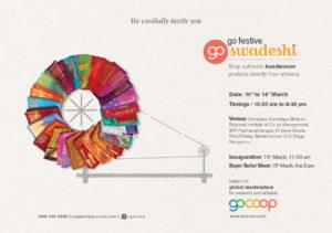 Go Swadeshi - Handwoven Fair