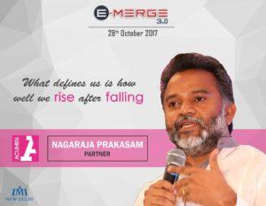 E-Merge 3.0, IMI Delhi