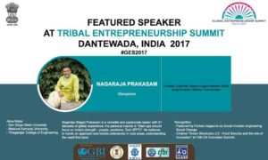 Tribal Entrepreneurship Summit, Dantewada