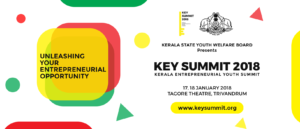 Key Summit 2018, Kerala State Youth Welfare board