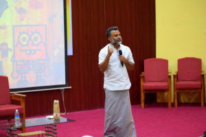 Entrepreneurship Conf, Pondicherry University