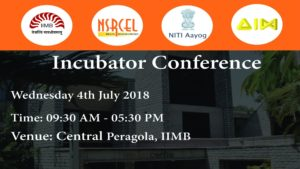 Incubator Conference, NSRCEL