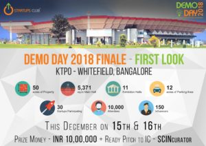 Startup Club Demo Day 2018